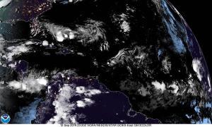 Gobierno de Bahamas decreta advertencia por tormenta tropical en zonas de Dorian