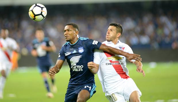 Emelec busca la revancha ante el campeón, Liga de Quito