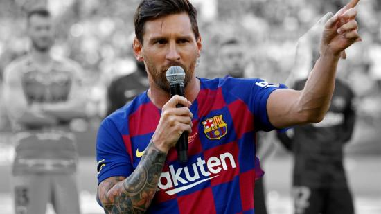 El Barcelona no cree que las declaraciones de Messi supongan un pulso al club