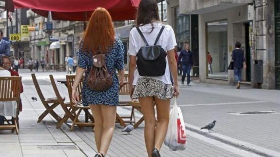 Alemania quiere que fotografiar por debajo de las faldas sea delito punible