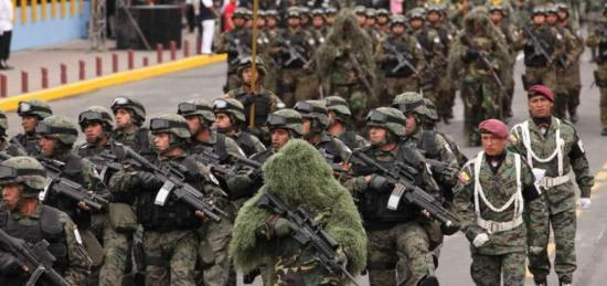 Fuerzas especiales ecuatorianas entrenan en Israel tras reacercamiento entre países