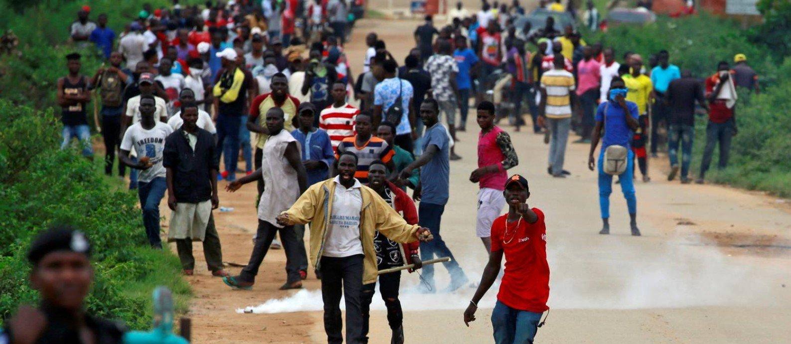 Nigeria tiene 22.000 desaparecidos, el número más alto del mundo