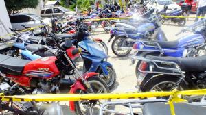 Encuentran en Crucita dos motos robadas