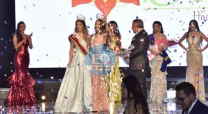 Emily Pincay Mena es electa como Reina de Portoviejo 2019