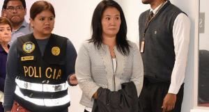 Trasladan a Keiko Fujimori de cárcel a una clínica por problemas coronarios