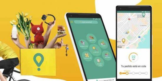 Venezolanos impulsan el crecimiento de las 'apps' de reparto en Ecuador