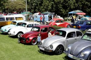 México busca quitar a Brasil el Guinness de más autos Volkswagen juntos