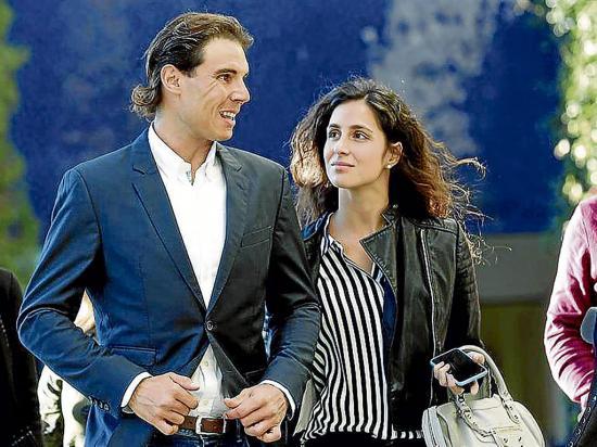 Rafael Nadal se casará el 19 de octubre