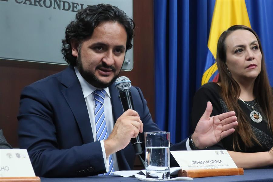 Ecuador reconoce una filtración masiva y apunta a funcionarios del Gobierno pasado