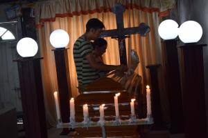 Familiares de Miguel Solís buscan responsable de su muerte