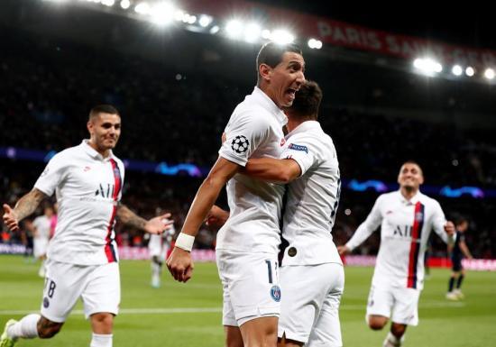 Real Madrid debuta con derrota ante el PSG en la Champions League