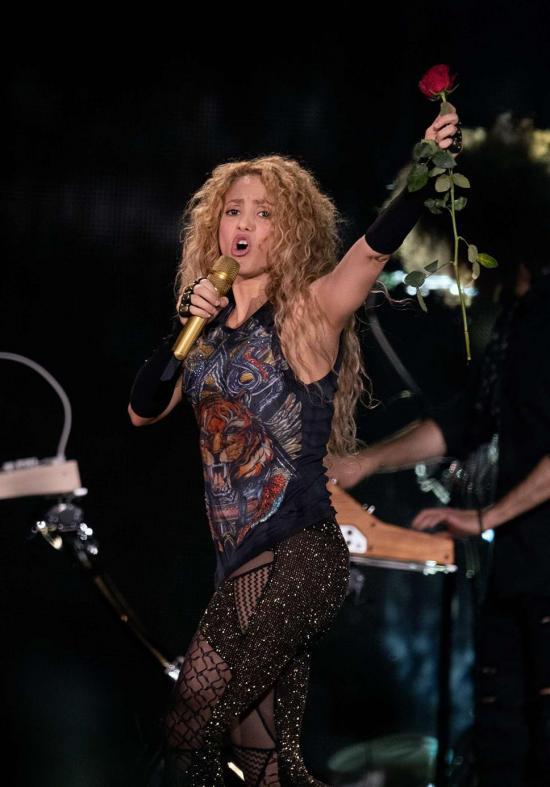 """Shakira: """"Tienes que tener mucho aguante en esta industria"""""""