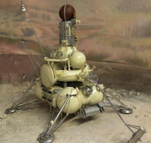 Se cumplen 49 años del primer alunizaje robótico que trajo muestras a la Tierra