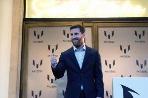 Messi lanza su propia marca de ropa: ''Es algo que me ilusiona''