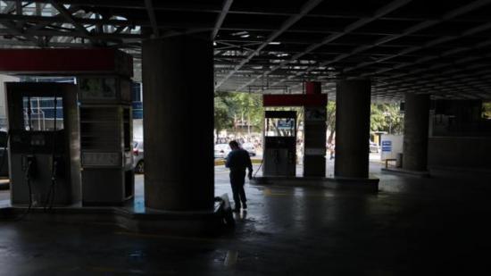 Un nuevo apagón en Venezuela afecta a Caracas y a una decena de estados más