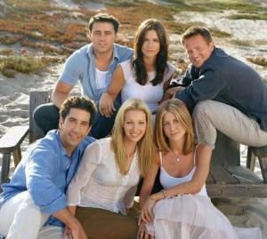 ''Friends'' cumple 25 años: Una amistad que parece eterna