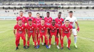 En el estadio Jocay de Manta se vivió una goleada de 25-0