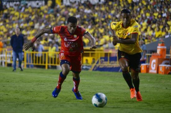 Barcelona clasifica a las semifinales de la Copa Ecuador tras empatar en casa ante El Nacional