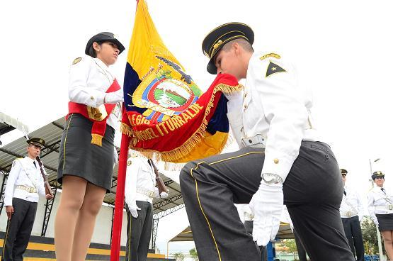 29.046 estudiantes jurarán la Bandera en Manabí