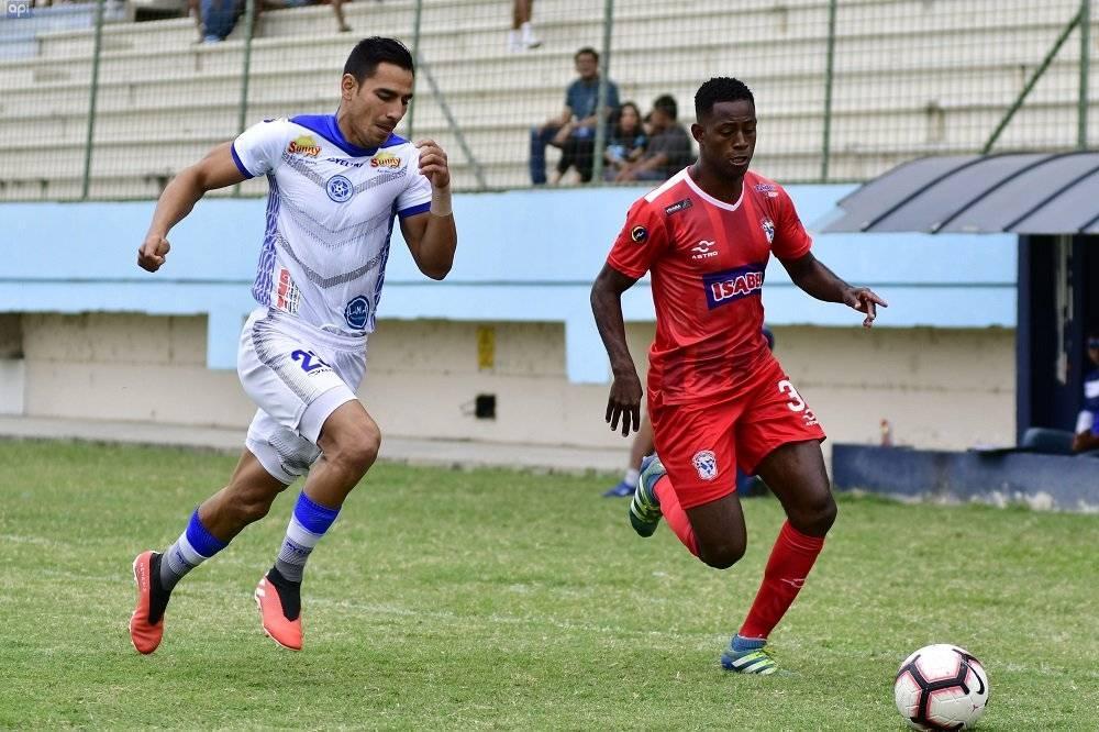 Manta FC y Santa Rita empatan 1-1