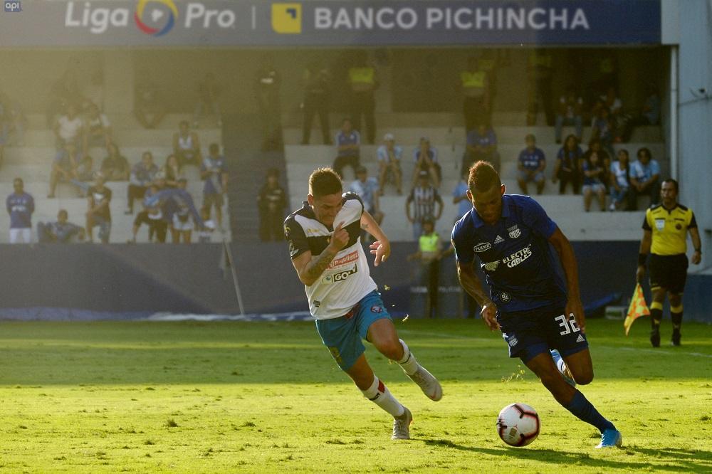 Emelec vence 3-1 a Olmedo e ingresa a los playoffs