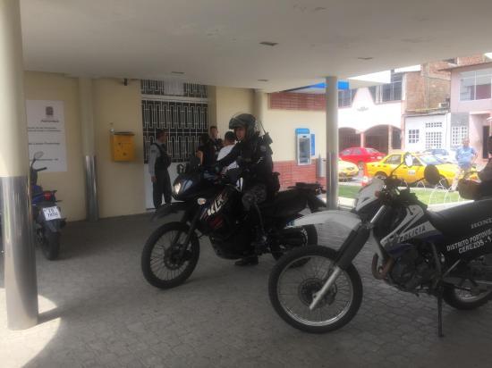 Asaltan a guardias de un blindado en Portoviejo