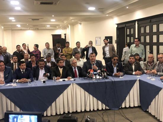 Transportistas anuncian paro nacional para este jueves 3 de octubre