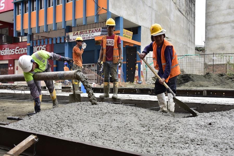 PORTOVIEJO: Mañana abrirían un tramo de la calle Chile