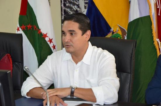 Gobernador de Manabí confirma tres detenidos por intento de desorden público