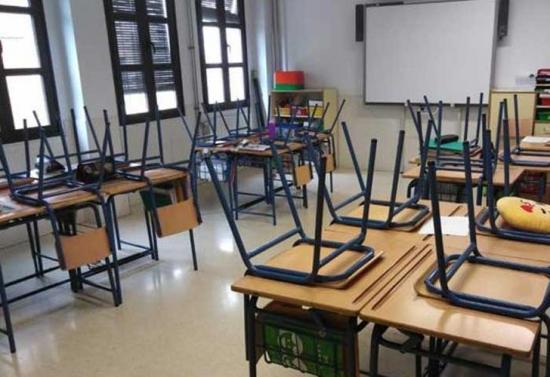 Ministerio de Educación anuncia suspensión de clases este martes