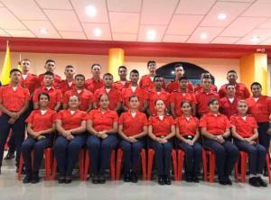Se incorporan 27 bomberos