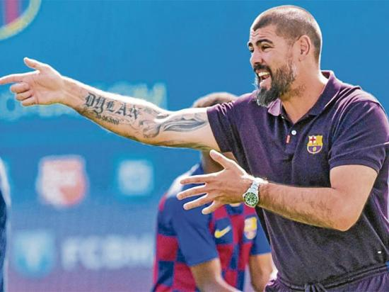 Valdés fue echado del Barça