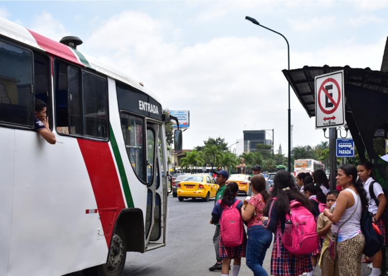 ANT anuncia el incremento de $0.10 en los pasajes urbanos de Ecuador