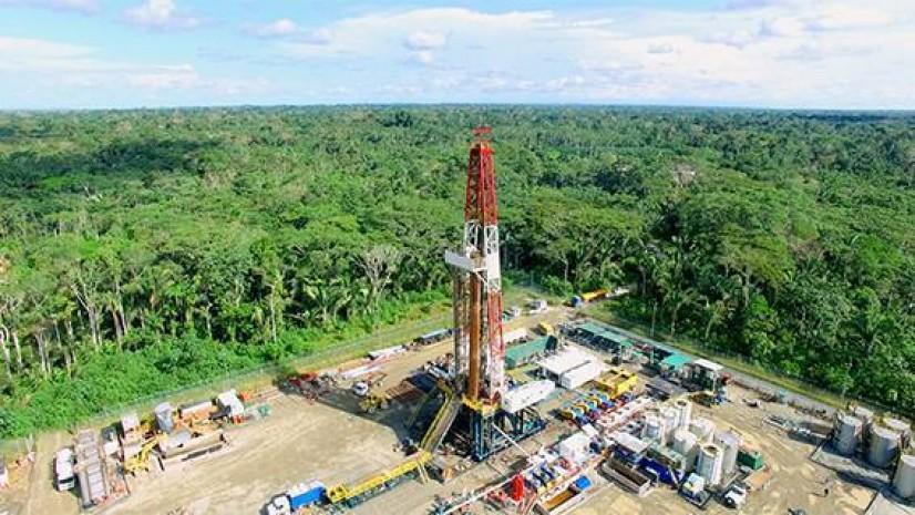 Más de 12,8 millones de dólares en pérdidas en campos petroleros por paralización en Ecuador