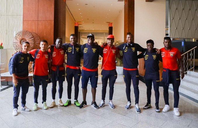 Ecuador con renovación integral a España para amistoso contra Argentina