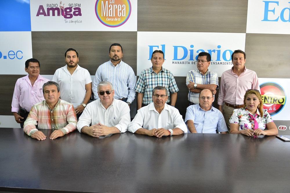 Actores políticos y ciudadanos se unen en colectivo que busca retornar la paz a Ecuador