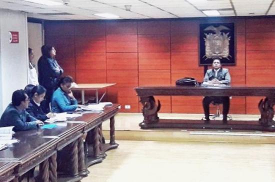 Juez ordena prisión preventiva contra asambleísta y prefecto de Sucumbíos