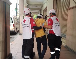 Cruz Roja reactiva el servicio de ambulancias en Ecuador ''dada la persistencia de las necesidades''