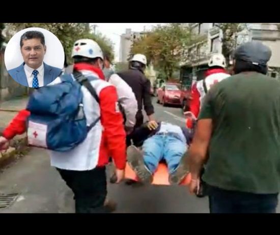 La CONAIE rechaza agresión contra el periodista Freddy Paredes