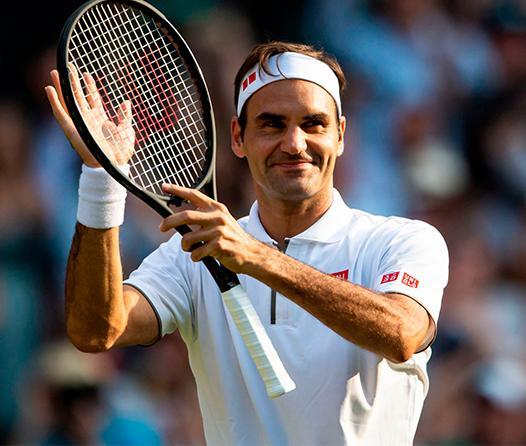 Federer: 'Nunca conocí a Piqué, así que no sé en qué necesitamos trabajar'