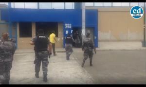 Descartan nuevo intento de fuga en la cárcel El Rodeo de Portoviejo