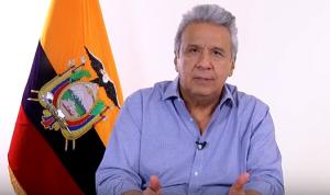 Lenín Moreno llamó a los dirigente indígenas a un diálogo directo