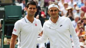 Djokovic y Federer se despiden de Shanghái y dan paso a la nueva generación