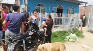 Hombre es hallado sin vida en un barrio de Manta