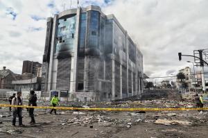 El Ejército de Ecuador levanta durante ocho horas el toque de queda impuesto en Quito