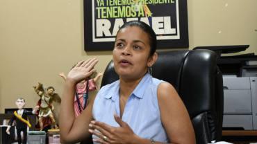 Exalcaldesa de Durán es detenida por presunto delito de asociación ilícita