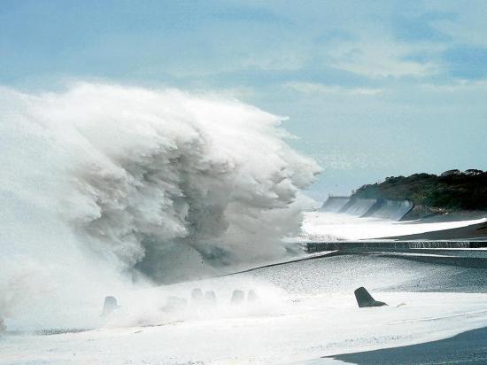 Tifón hagibis deja más de 20 muertos e inundaciones