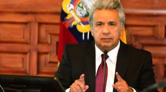 Presidente de Ecuador derogará el decreto 833 en 'próximas horas'