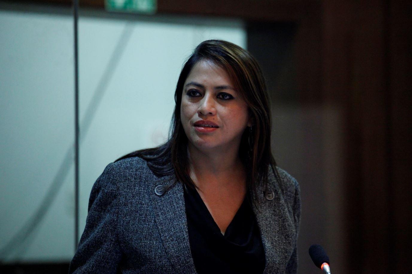 Juez dicta prisión preventiva para Paola Pabón por posibles actos delictivos en protestas