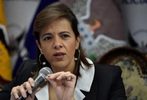 María Paula Romo asegura que 'nadie ha ganado' en Ecuador tras protestas